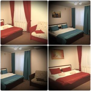 AMBER Hotel & Cafe, Hotels  Bohorodchany - big - 29