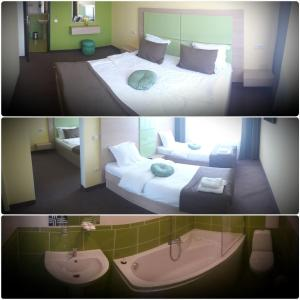 AMBER Hotel & Cafe, Hotels  Bohorodchany - big - 33