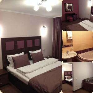 AMBER Hotel & Cafe, Hotels  Bohorodchany - big - 37