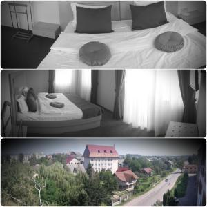 AMBER Hotel & Cafe, Hotels  Bohorodchany - big - 41