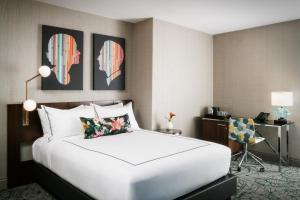 Rom Deluxe med queen-size-seng