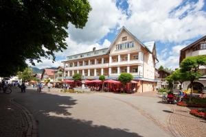 Hotel Mohren, Отели  Оберстдорф - big - 1