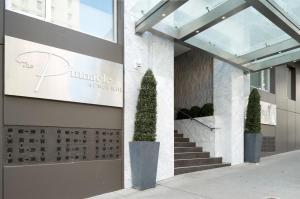 Global Luxury Suites at Pine Street, Apartments  San Francisco - big - 24