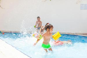 Narcia Resort Side - Ultra All Inclusive, Курортные отели  Сиде - big - 39
