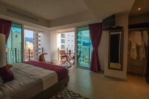 910-3000 Grand Venetian P.V., Appartamenti  Puerto Vallarta - big - 19