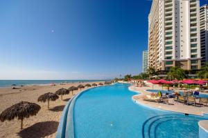910-3000 Grand Venetian P.V., Appartamenti  Puerto Vallarta - big - 16