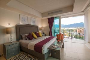 910-3000 Grand Venetian P.V., Appartamenti  Puerto Vallarta - big - 12
