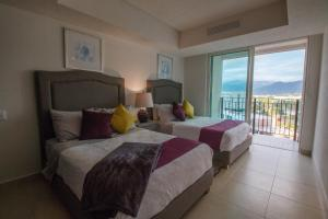 910-3000 Grand Venetian P.V., Appartamenti  Puerto Vallarta - big - 4
