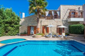 Amazing villas in Crete