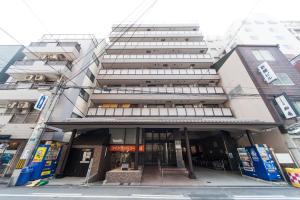 Shinsaibashi 8ppl, Apartmány  Osaka - big - 5