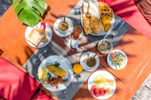 Crystal Bay Yacht Club Beach Resort, Hotely  Lamai - big - 136