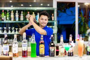 Crystal Bay Yacht Club Beach Resort, Hotely  Lamai - big - 105
