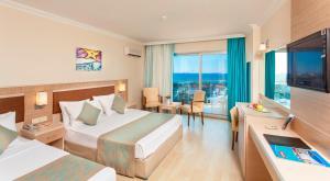 Narcia Resort Side - Ultra All Inclusive, Курортные отели  Сиде - big - 9