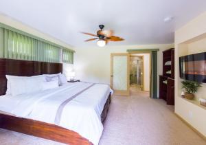 Kealohapau'ole, Holiday homes  Mountain View - big - 11