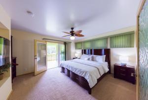 Kealohapau'ole, Holiday homes  Mountain View - big - 12