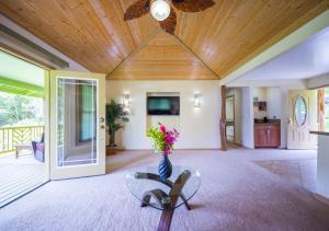 Kealohapau'ole, Holiday homes  Mountain View - big - 17