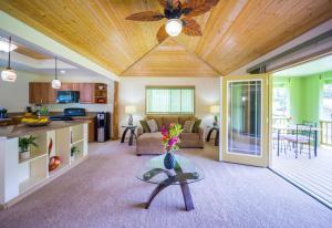 Kealohapau'ole, Holiday homes  Mountain View - big - 20