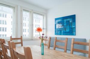City-Appartements Nordkanalstraße, Apartmány  Hamburg - big - 145