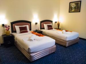 Pannapa Resort, Rezorty  Krabi town - big - 9
