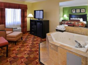 King Suite with Bathtub - Mobility Accessible/Non-Smoking