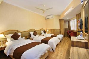 Empire International Church Street, Hotels  Bangalore - big - 8