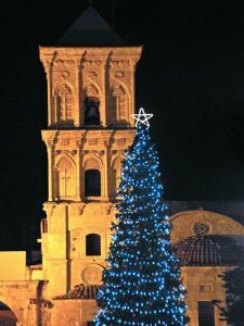 Cyprus Dream Holiday, Apartmány  Voroklini - big - 10