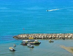 Cyprus Dream Holiday, Apartmány  Voroklini - big - 8
