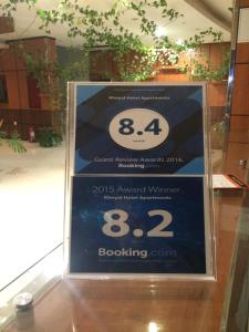Khayal Hotel Apartments, Aparthotels  Riad - big - 25