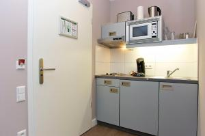 Apartmenthouse Berlin - Am Görlitzer Park, Appartamenti  Berlino - big - 38