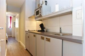 Apartmenthouse Berlin - Am Görlitzer Park, Appartamenti  Berlino - big - 35