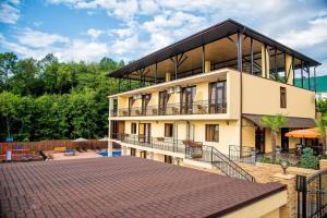 Villa Kamelia Guest House, Penziony – hostince  Soči - big - 35