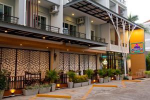 Krabi Cinta House, Hotely  Krabi town - big - 41