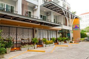 Krabi Cinta House, Hotely  Krabi town - big - 39
