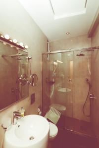 Kastro Hotel, Hotels  Heraklio Town - big - 70