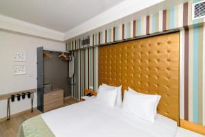 Kastro Hotel, Hotels  Heraklio Town - big - 71