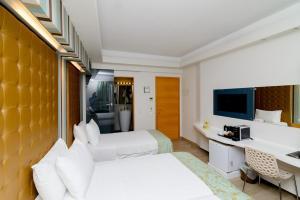 Kastro Hotel, Hotels  Heraklio Town - big - 25
