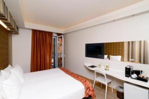 Kastro Hotel, Hotels  Heraklio Town - big - 26