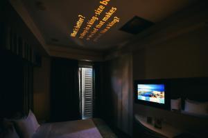 Kastro Hotel, Hotels  Heraklio Town - big - 74