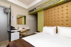 Kastro Hotel, Hotels  Heraklio Town - big - 29