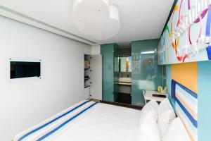 Kastro Hotel, Hotels  Heraklio Town - big - 80