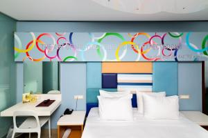 Kastro Hotel, Hotels  Heraklio Town - big - 81