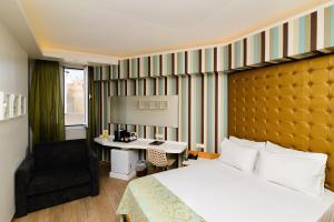 Kastro Hotel, Hotels  Heraklio Town - big - 31