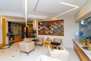 Kastro Hotel, Hotels  Heraklio Town - big - 45
