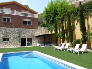 Holiday home Carrer de L'Estrella, Dovolenkové domy  Olivella - big - 1