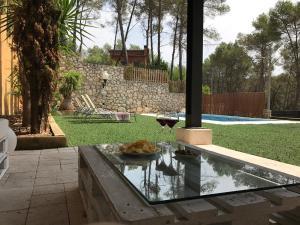 Holiday home Carrer de L'Estrella, Dovolenkové domy  Olivella - big - 36