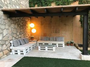 Holiday home Carrer de L'Estrella, Dovolenkové domy  Olivella - big - 34
