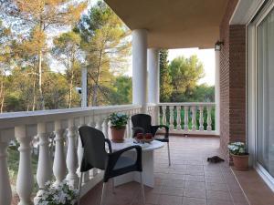 Holiday home Carrer de L'Estrella, Dovolenkové domy  Olivella - big - 5