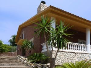 Holiday home Carrer de L'Estrella, Dovolenkové domy  Olivella - big - 3