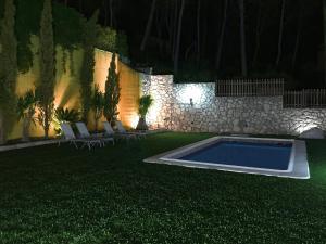 Holiday home Carrer de L'Estrella, Dovolenkové domy  Olivella - big - 18