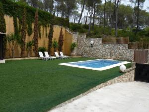 Holiday home Carrer de L'Estrella, Dovolenkové domy  Olivella - big - 17